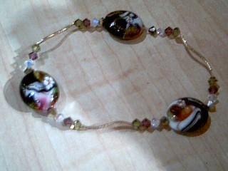 Bracelet Black Stainless 10g