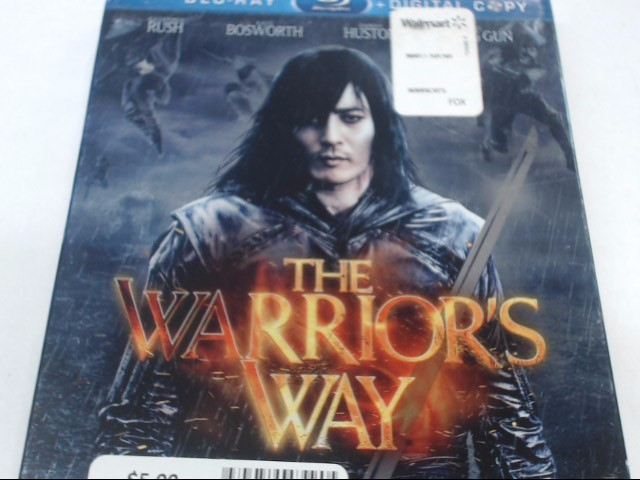 THE WARRIOR'S WAY - BLU-RAY MOVIE