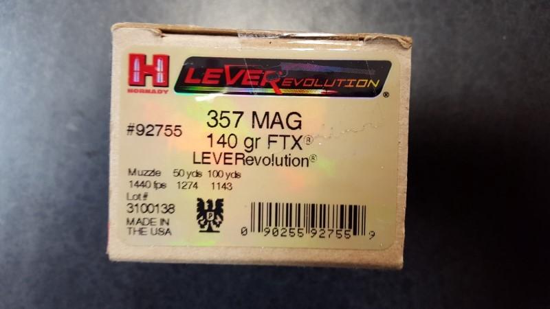 HORNADY Ammunition 92755