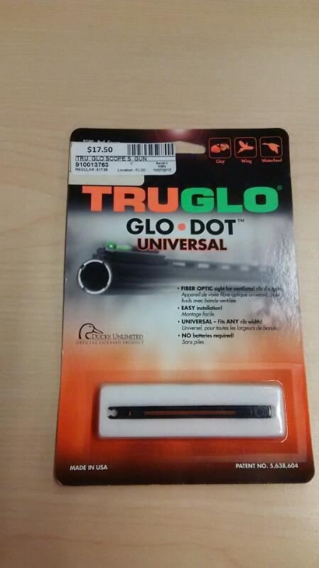 TruGlo Binocular Scope