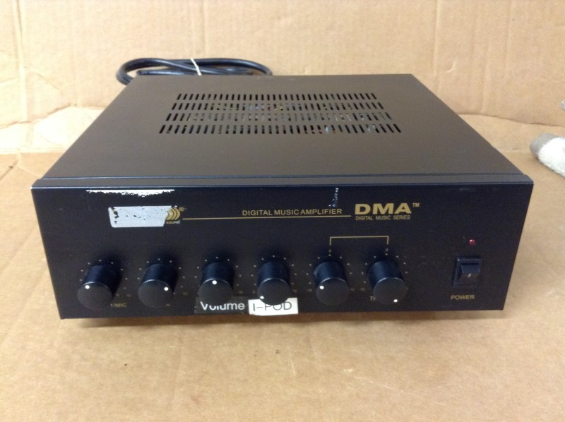 PASO SOUND PRODUCTS Receiver DMA 2060