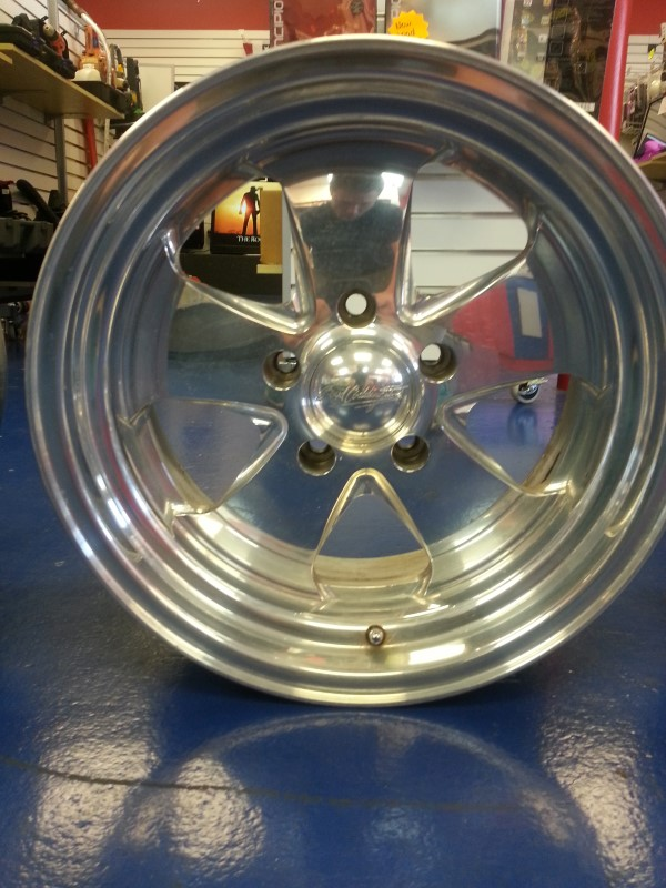 BOYD CODDINGTON 16x8 RIMS
