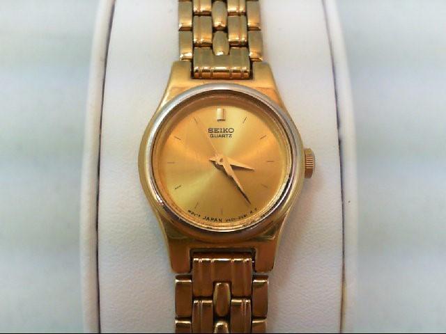 SEIKO Lady's Wristwatch V401-1008