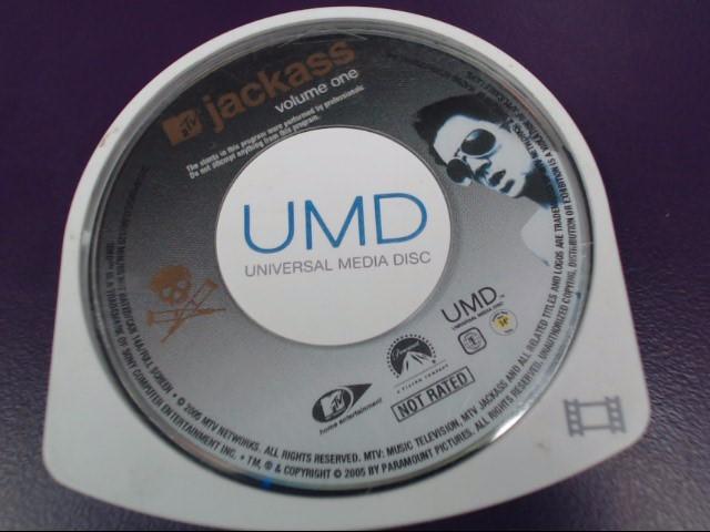 SONY PSP JACKASS VOLUME ONE