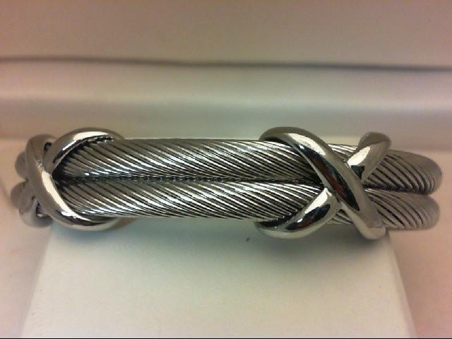 Gold Bracelet 18K White Gold 50.1g