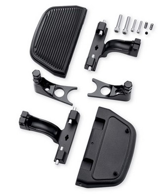HARLEY DAVIDSON 50602-89B,  FLOORBOARD KIT - SOFTAIL