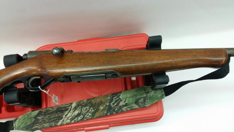 MOSSBERG Shotgun NEW_HAVEN_185D