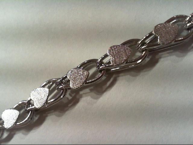 Silver Bracelet 925 Silver 8.6g