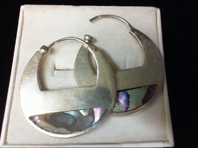 Silver Earrings 925 Silver 7.9g