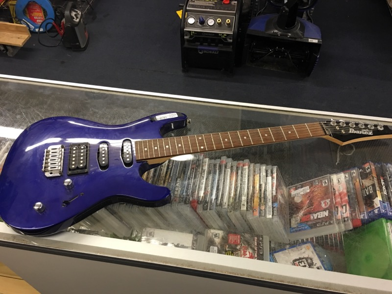 IBANEZ Electric Guitar GSA 60