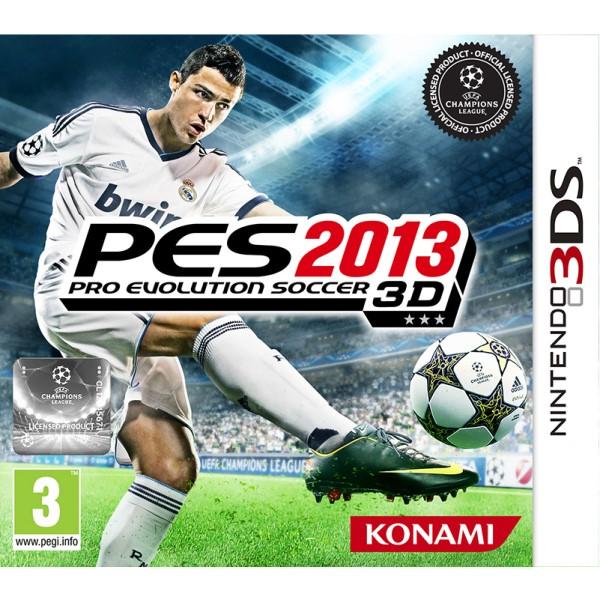 NINTENDO 3DS GAME PES2013