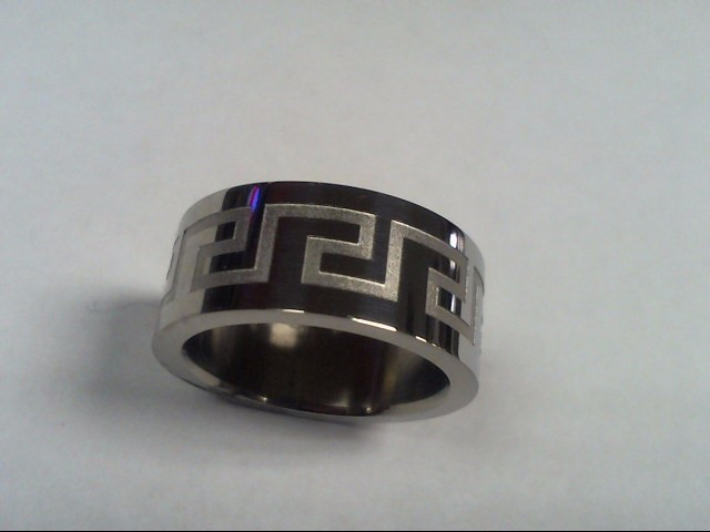 Lady's Ring Silver Stainless 7.6g