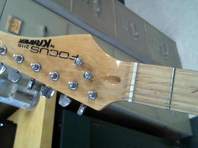 KRAMER Electric Guitar FOCUS VT-211S