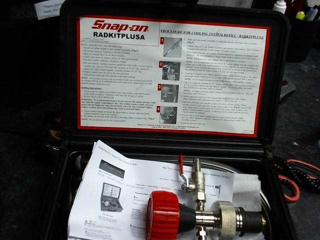 SNAP ON Leak Detector RADKITPLUSA