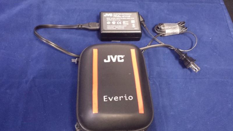 JVC Camcorder EVERIO GZ-MG335HAS