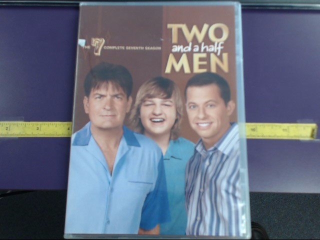 DVD BOX SET TWO AND A HALF MEN SEASON 7