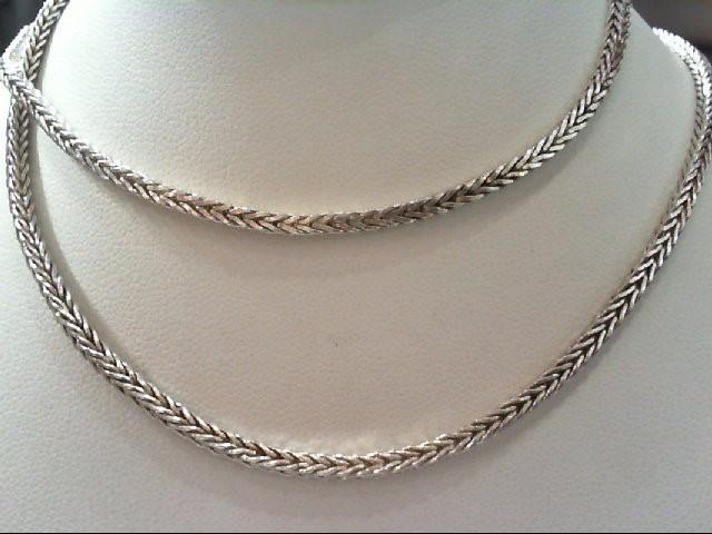 Silver Chain 925 Silver 12g