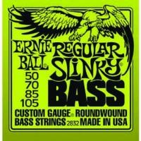 ERNIE BALL REGULAR SLINKY BASS GUITAR STRINGS 50GA