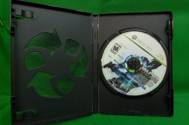 MICROSOFT Microsoft XBOX 360 Game ALPHA PROTOCOL