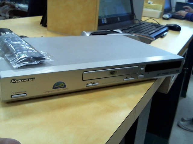 PIONEER ELECTRONICS DVD Player DV-250