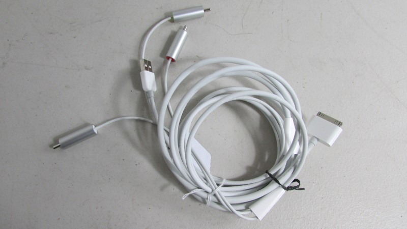 APPLE AV CABLES