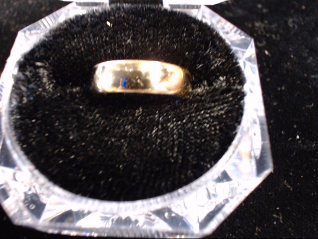 Lady's Gold Ring 10K Yellow Gold 2.6g Size:5