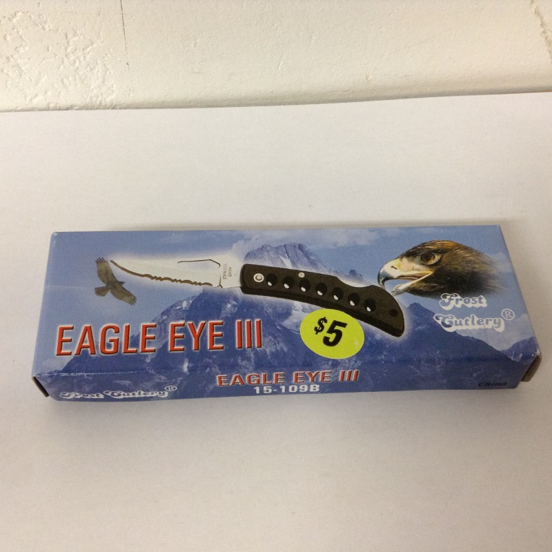 EAGLE EYE Pocket Knife FROST CULTERY