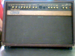 CRATE Acoustic Guitar Amp CA-60 ACOUSTIC AMP