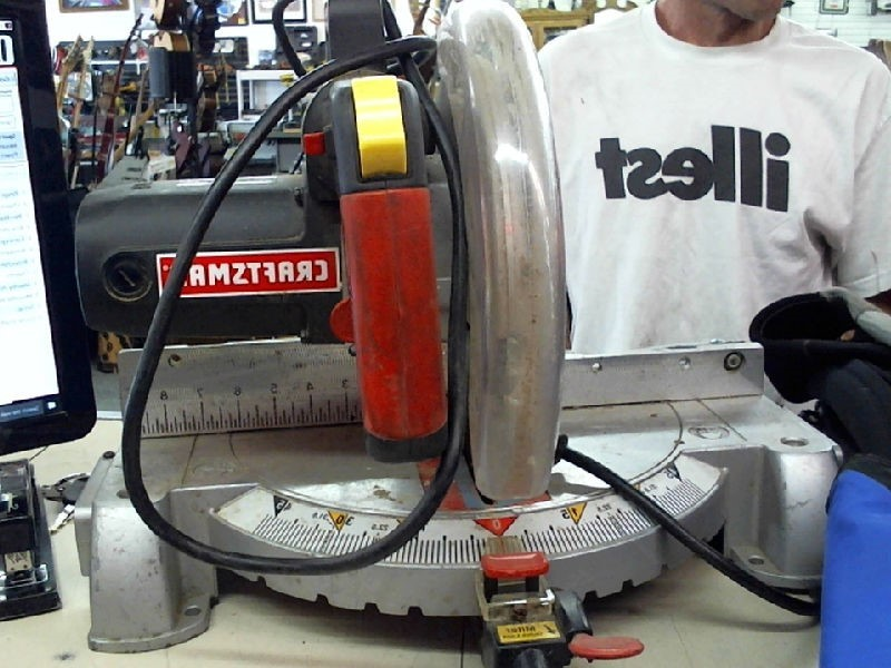 CRAFTSMAN Miter Saw 137.212000