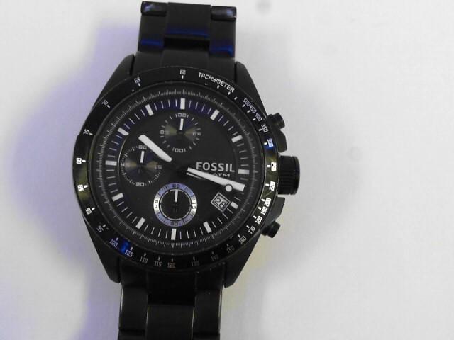 FOSSIL Gent's Wristwatch CH-2601