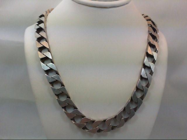 Silver Chain 925 Silver 105.4g