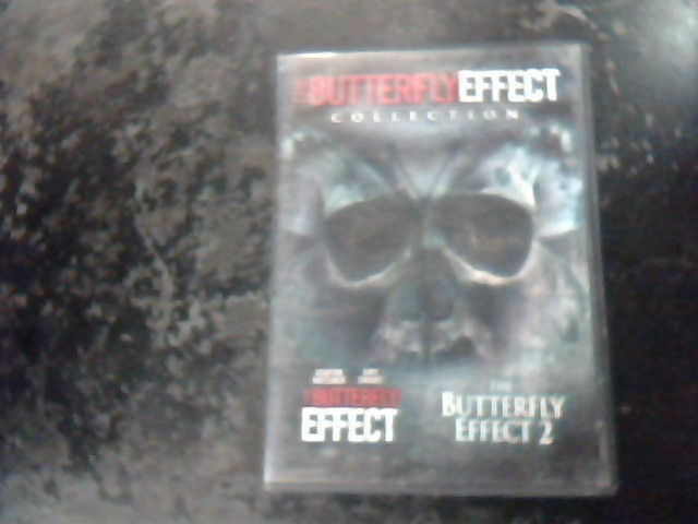 DVD MOVIE DVD THE BUTTERFLY EFFECT COLLECTION