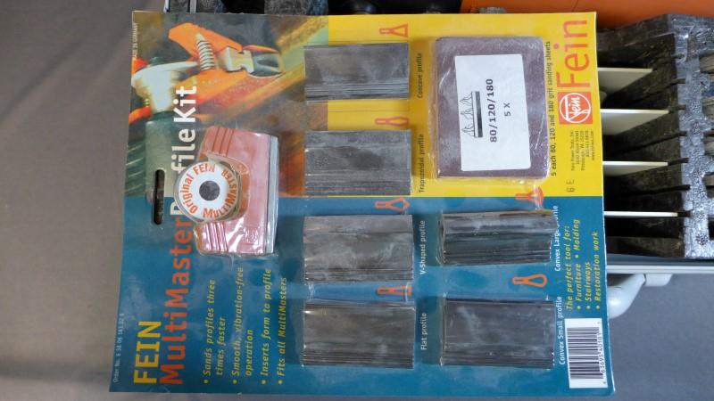 MULTIMASTER Vibration Sander 636-2 (FEIN MSXE)