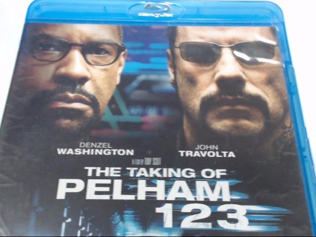THE TAKING OF PELHAM 123 - BLU-RAY MOVIE