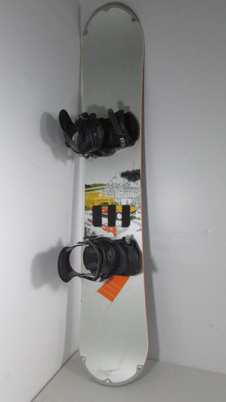 ROSSIGNOL ACCELERATOR SNOWBOARD
