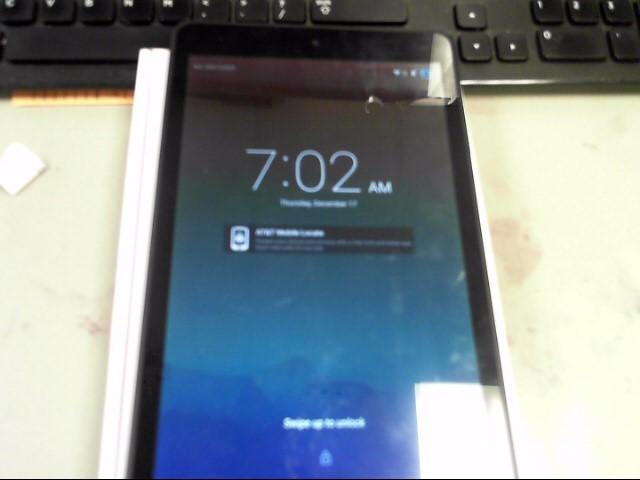 AT&T Tablet TREK HD