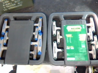 ALLEN Wrench T-HANDLE SET