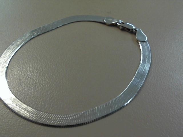 Silver Bracelet 925 Silver 2.8dwt