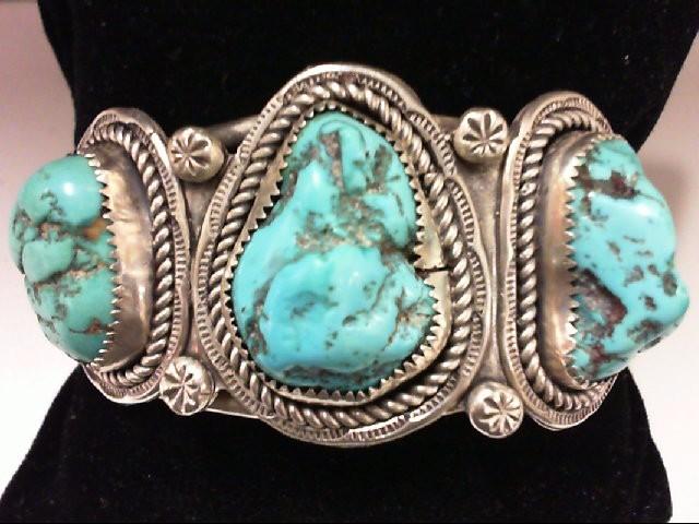 Silver Bracelet 925 Silver 76g