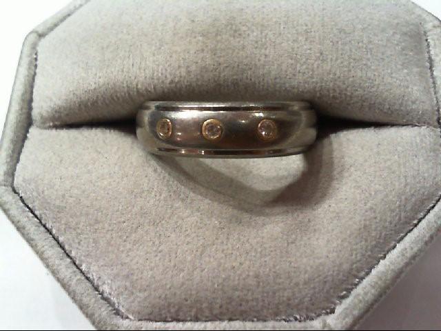 Gent's Ring Silver Titanium 3.1g