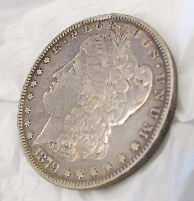 UNITED STATES Silver Coin MORGAN DOLLAR - (1878 - 1921)