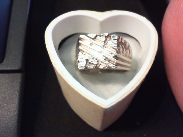 Gent's Silver Ring 925 Silver 14.6g