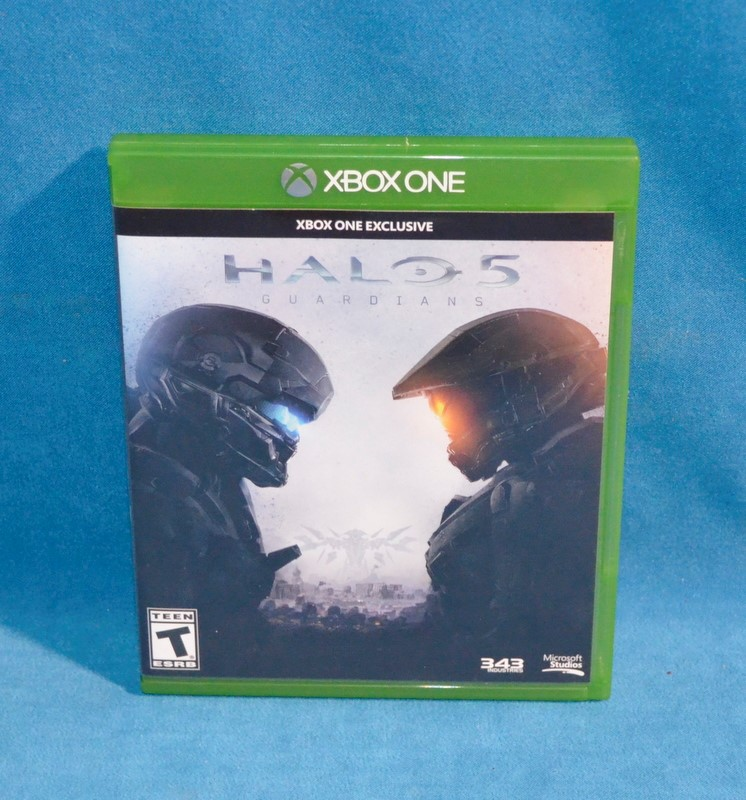 XBOX ONE GAME HALO 5 GUARDIANS