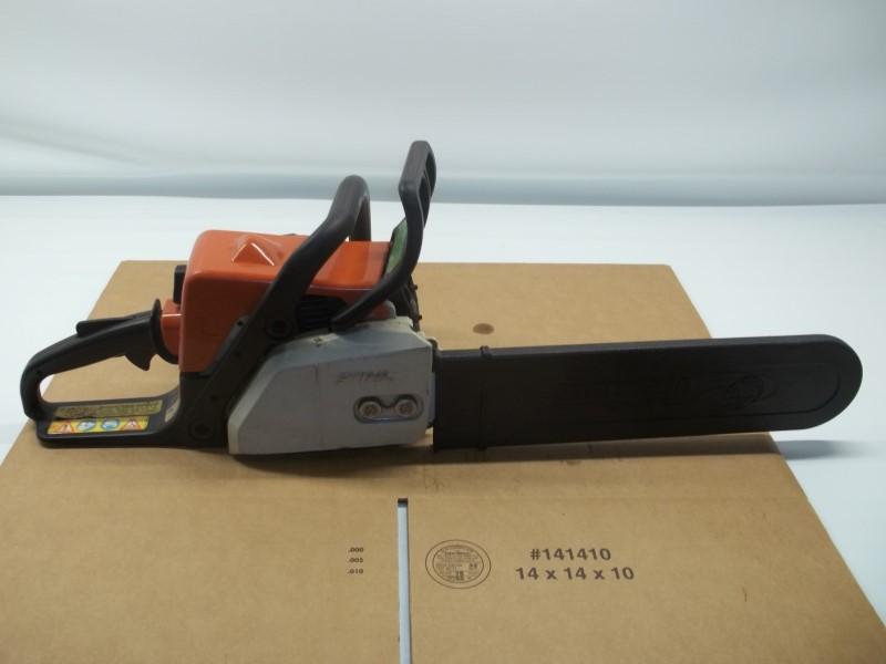 STIHL Chainsaw 017