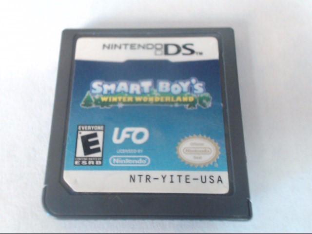 NINTENDO Nintendo DS Game SMART BOY'S WINTER WONDERLAND