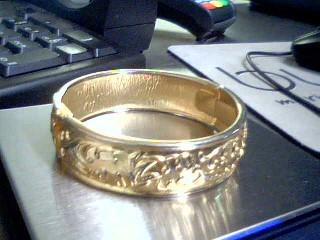 Bracelet Silver Stainless 44.5g