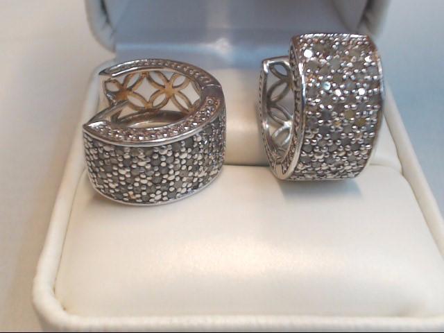 Silver Earrings 925 Silver 7.7g