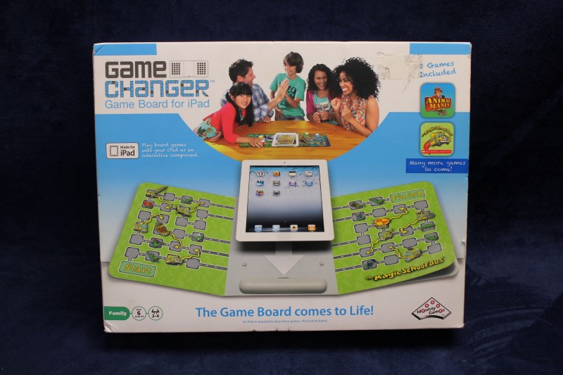 STUDIO SOPHISTI GAME CHANGER GAME BOARD FOR IPAD