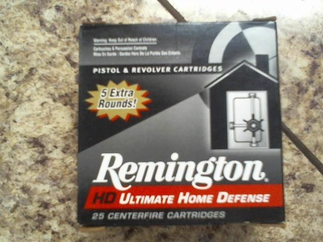 REMINGTON FIREARMS Ammunition 40 S&W