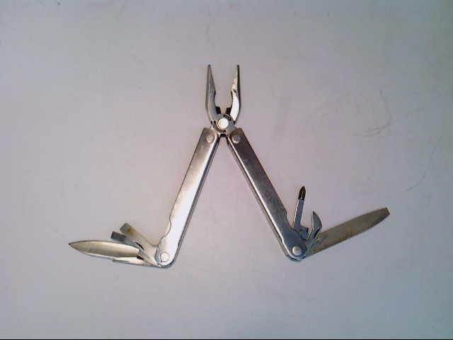 LEATHERMAN Pocket Knife MULTI TOOL ORIGINAL